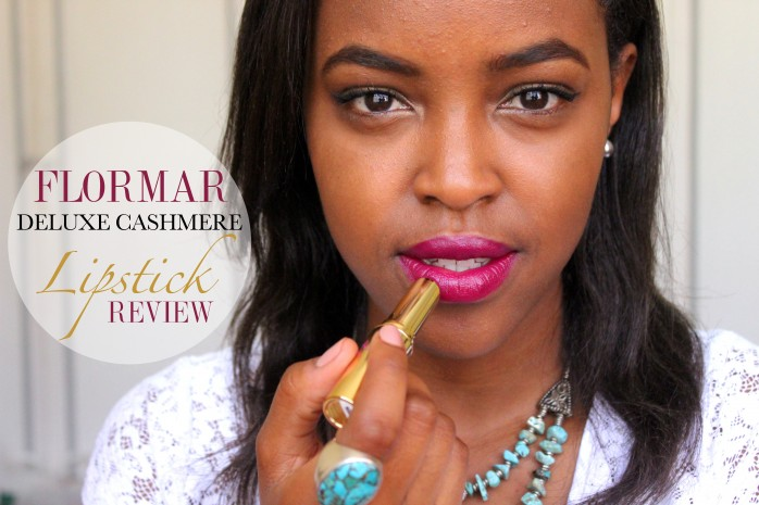Flormar Lipstick Review Deluxe Cashmere This is Ess IMG_2908