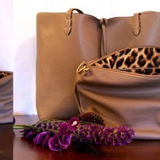 Bags Giveaway This is Ess - Beige Lavendar