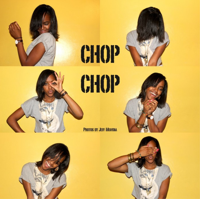 Chop Chop This is Ess Cover copy