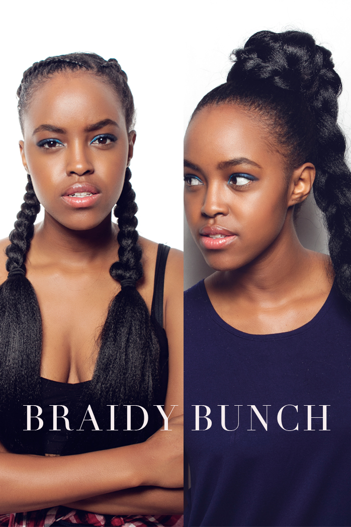 This Is Ess 4 Ways to Wear Braids Beauty Cover