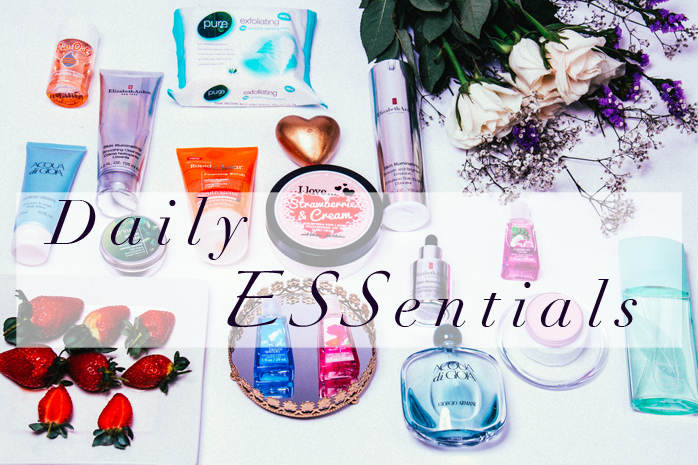 This Is Ess 9 beauty products I use everday Cover 2
